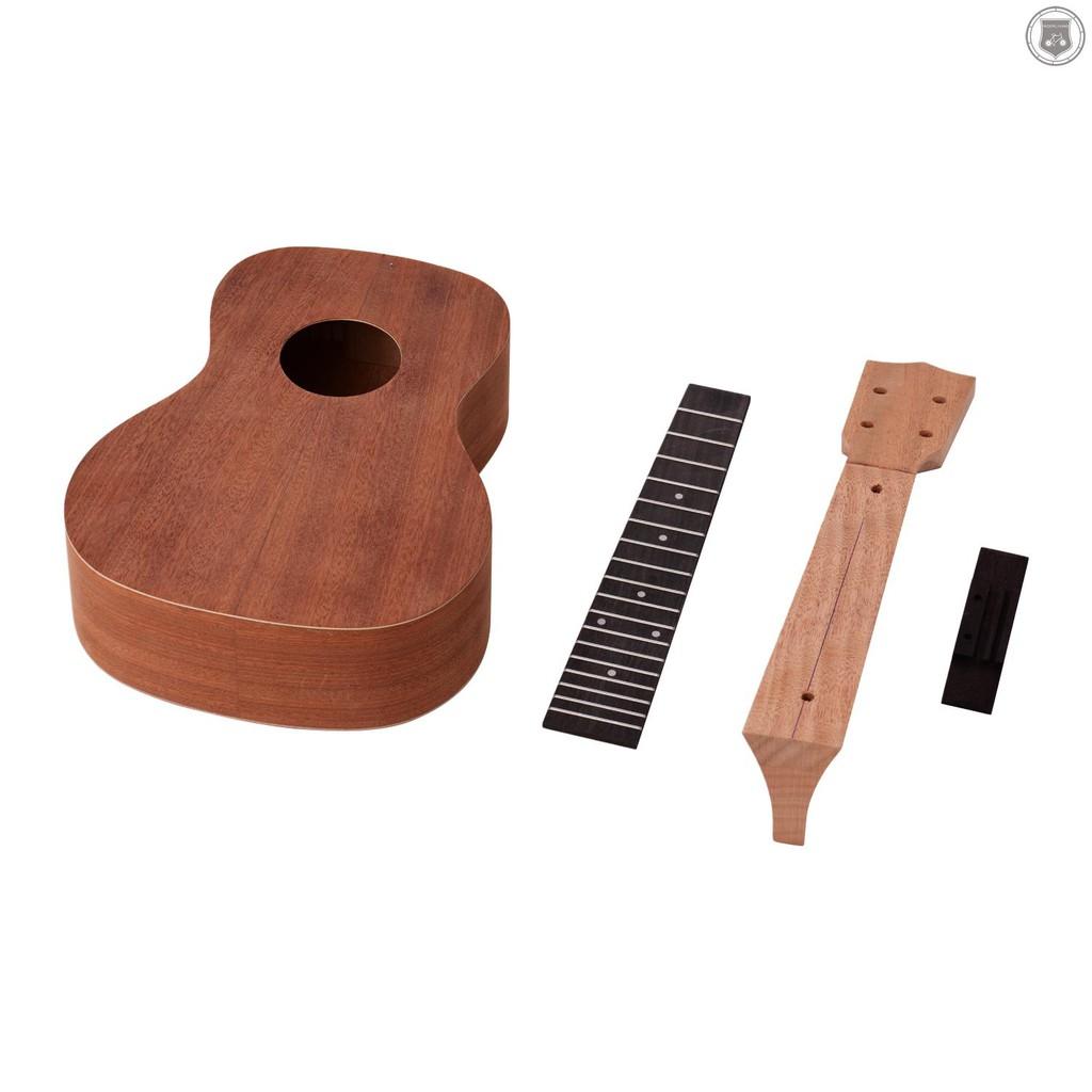 23 Inch 58.5cm Build Your Own Ukulele Kit