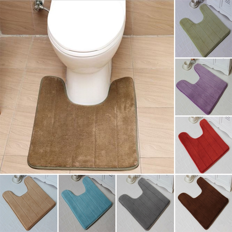 Bathroom Rugs That Absorb Water.Mat Floor Bathroom Rug Slip Toilet Absorbable Carpet Non Shopee