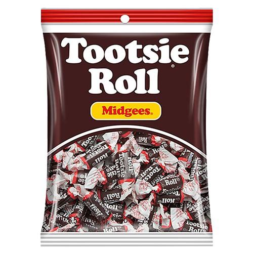 Tootsie Roll Midgees 6.5 oz | Shopee