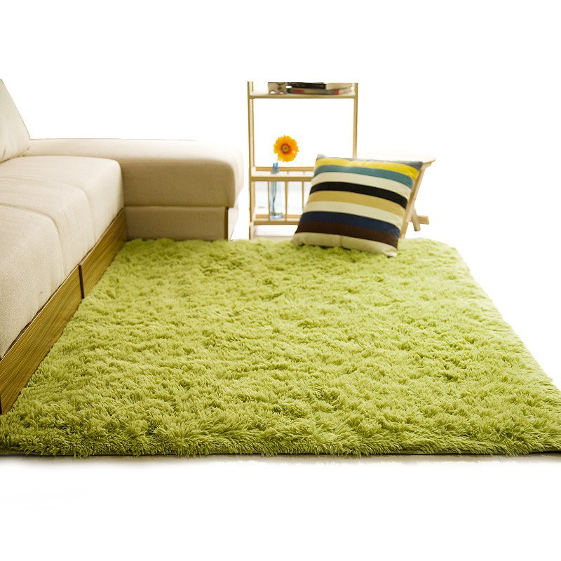 KEYTHEMELIFE Slip-resistant Carpet Living Room Bedroom