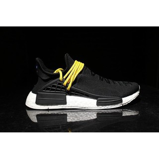 Adidas Nmd Human Race Black And White Men S Running Shopee