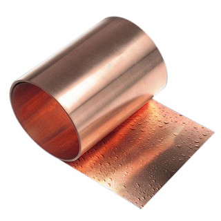 1pc 99.9/% Pure Copper Cu Sheet Thin Metal Foil Roll 0.05mm*100mm*200mm new