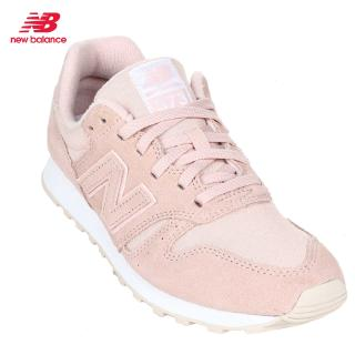 New Balance 373 Classics Lifestyle Casual Rubber Shoes for Women (Oyster Pink 650)