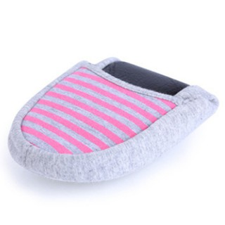 2dce49177e33b Anti-skid Soft Bottom Striped Lightweight Home Shoes fit for ...