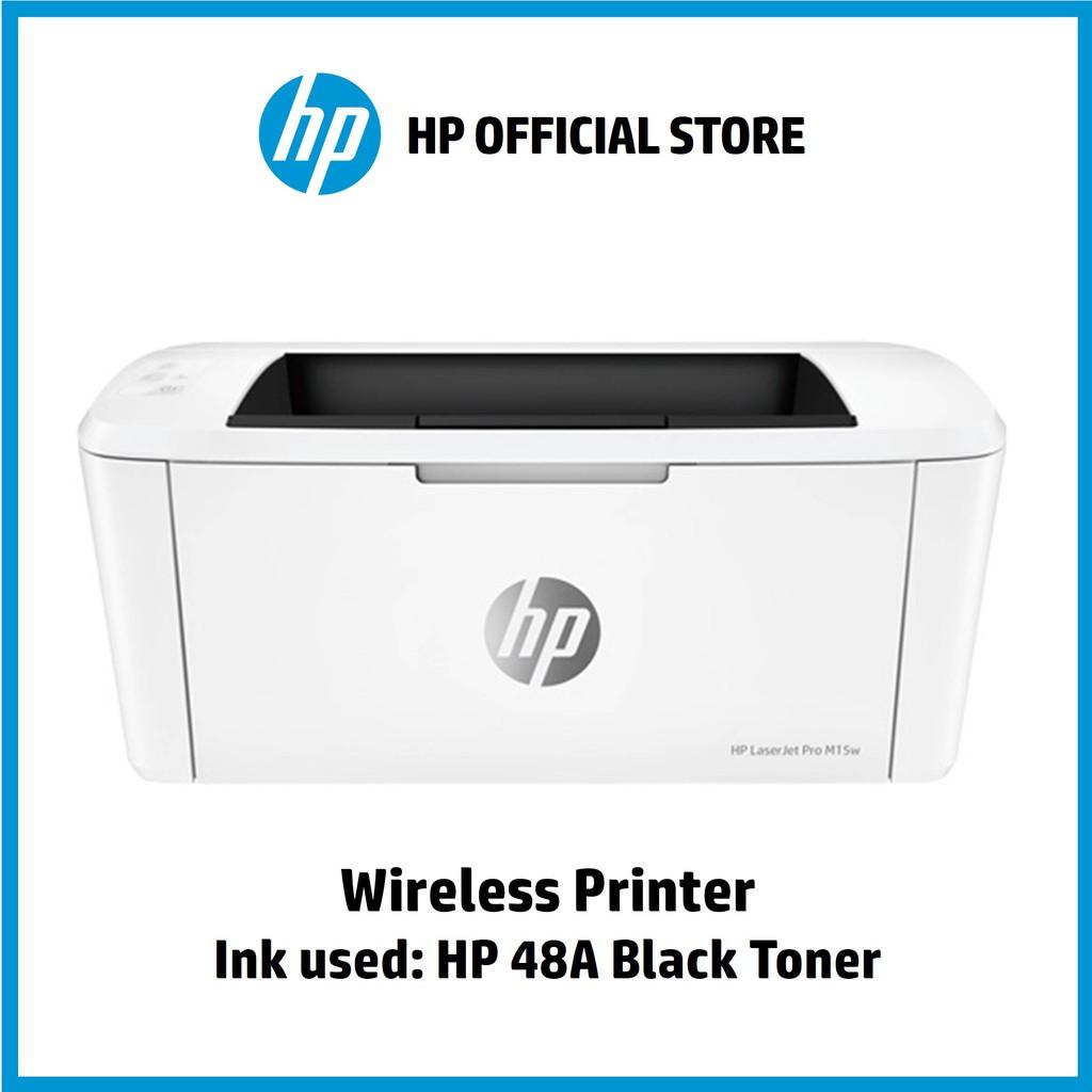 HP LaserJet Pro M15w - Print, Wireless