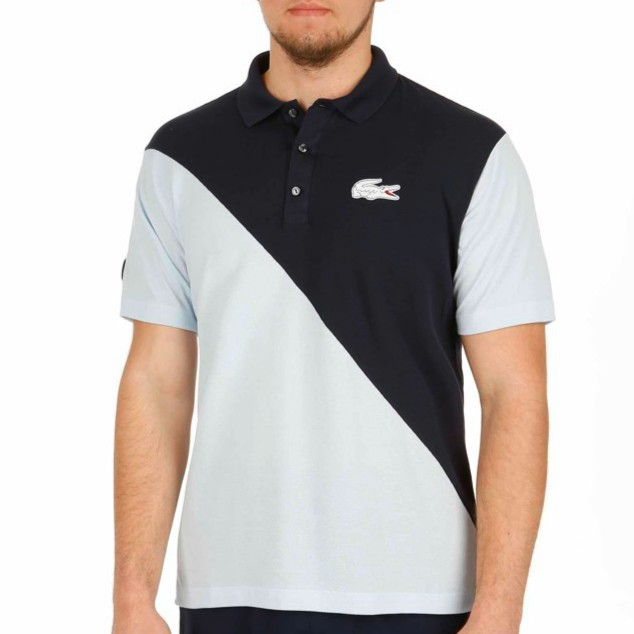 limited edition lacoste & roland-garros polo & t-shirt