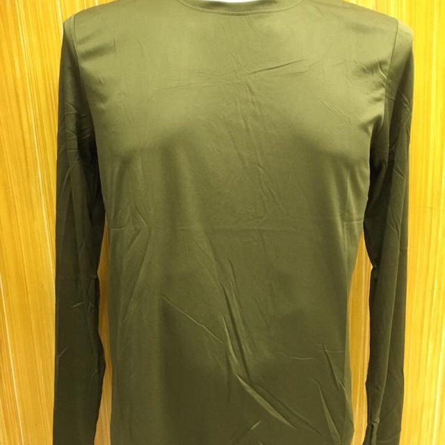 ad7699aa Long Sleeve Round Collar T-Shirt Clothes for Camping | Shopee Philippines