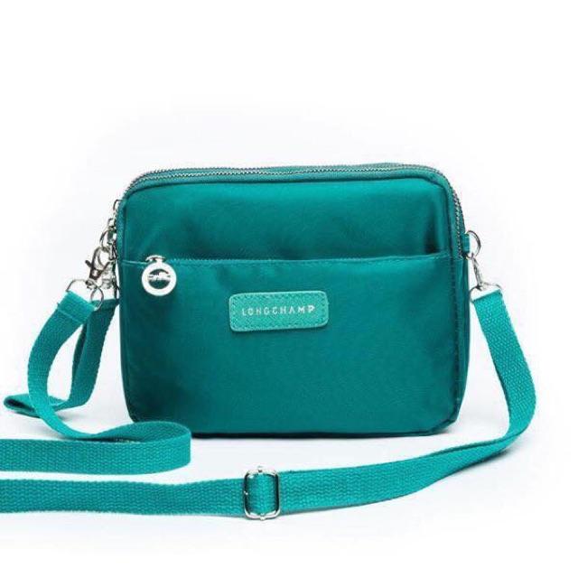 sy. LONGCHAMP 4 zipper sling bag  2e7f8c2b2d49c