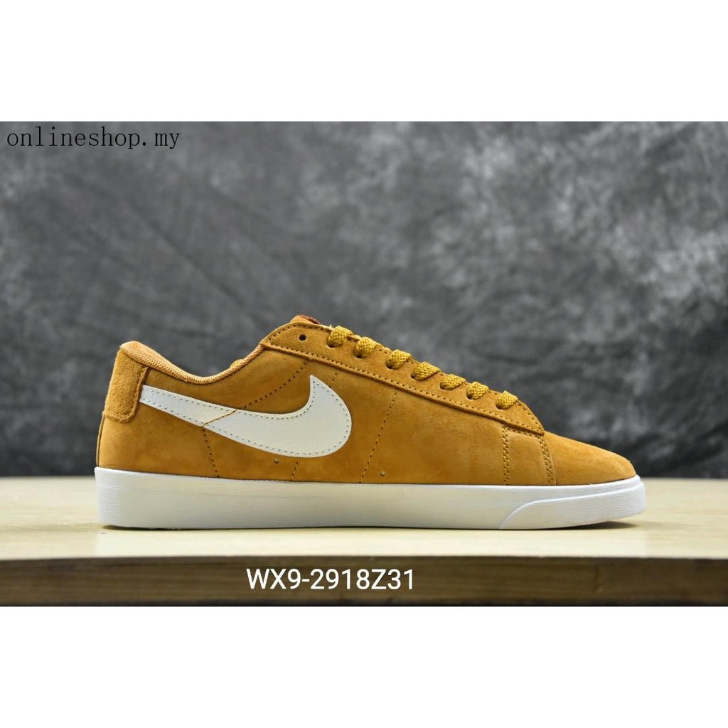 best website aaa3f 2245b NIKE BLAZER LOW SD men women skate shoes casual low sneakers