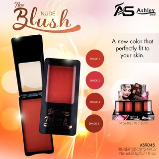 Ashley Shine AS4009 Liquid Highlighter 2 7g