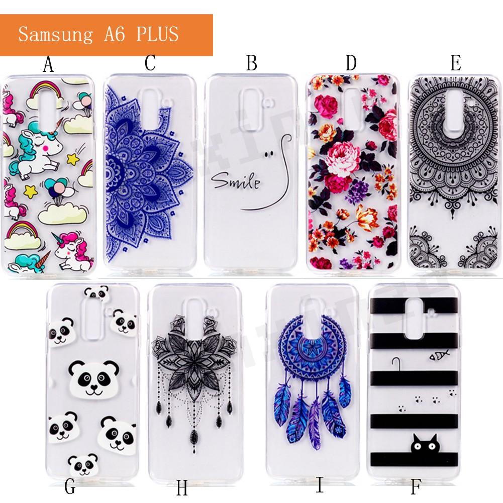 Phone case Samsung Galaxy A6 Plus (2018) / A9 Star TPU Case