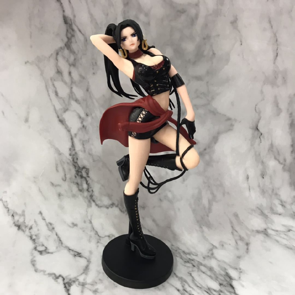 Anime One Piece Boa Hancock Leather Whip PVC Figure New No Box 24cm