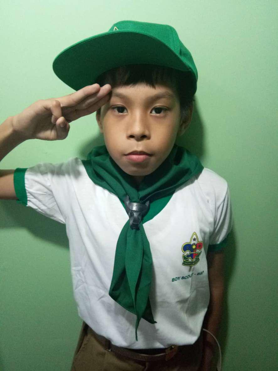 COMPLETE BOY SCOUT UNIFORM SET   | Shopee Philippines