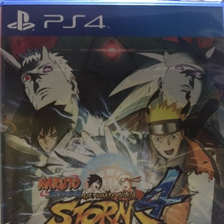 PS4 Naruto Shippuden Ultimate Ninja Storm 4  | Shopee Philippines