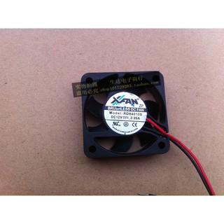 New EFB0412MA 4010 12V 0.09A ultra-quiet switch cooling fan three lines