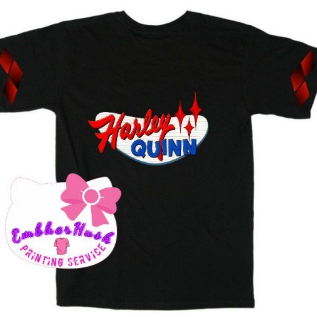 4f55d080 Harley Quinn Shirt | Shopee Philippines