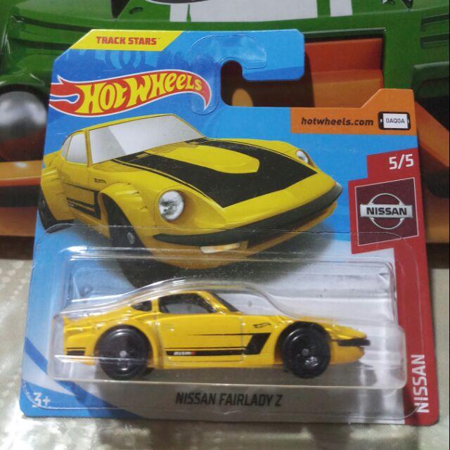 2019 Hot Wheels 54//250 Nissan Fairlady Z #5//5 Nissan NEW