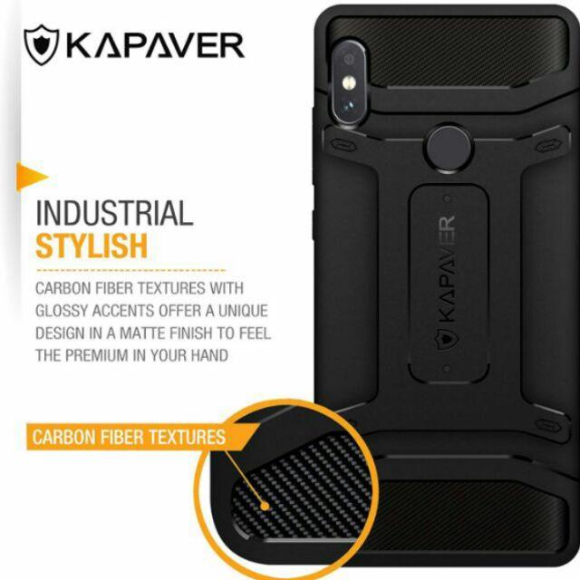 official photos feaa5 695c5 Xiaomi Redmi Note 5 AI/Pro Kapaver Case.