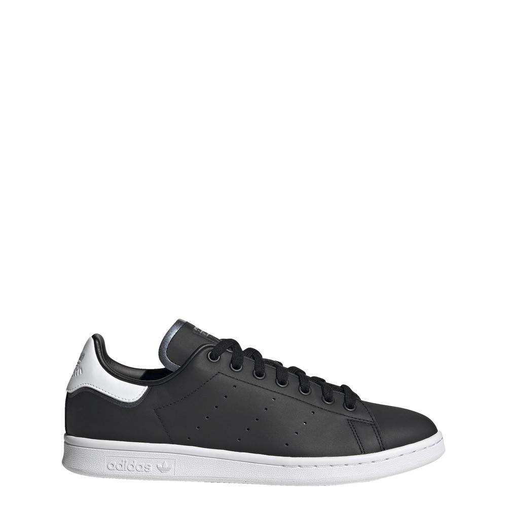 adidas ORIGINALS Stan Smith Shoes Men Black Sneaker FU9614