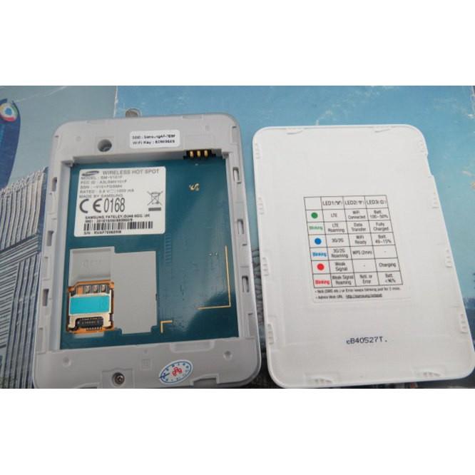 UNLOCKED Samsung SM-V101F 4G LTE 150Mbps Mobile WiFi Hotspot Modem Pocket Router