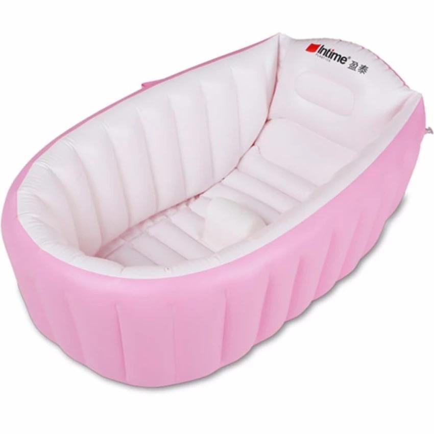 Inflatable Baby Bath Tub | Shopee Philippines