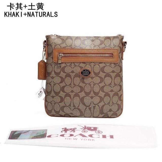 03710657d4 New high quality coach sling bag