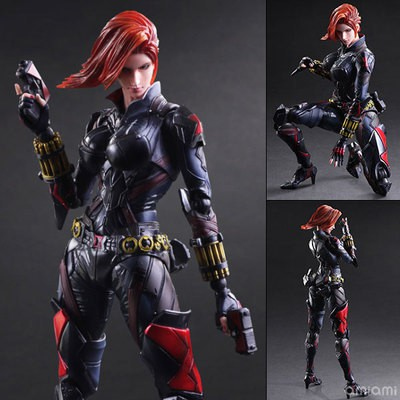 FROM JAPAN S.H.Figuarts The Avengers Black Widow Ac... Avengers Age of Ultron