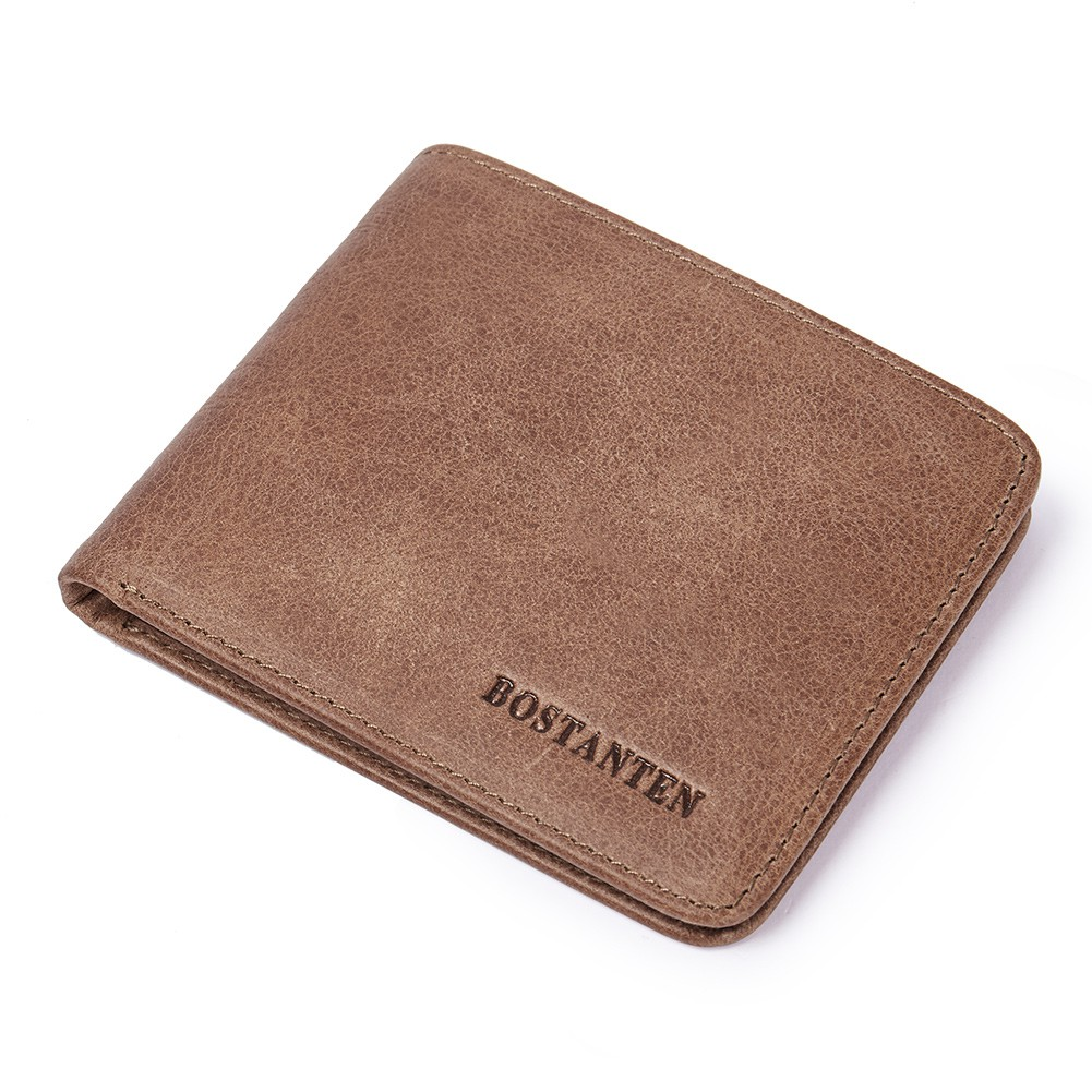 Mens Soft High Quality Zip Around Black Leather Wallet Credit Card Holder 152