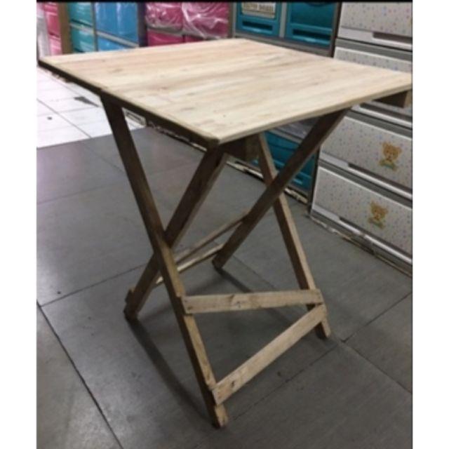 Wood Folding Table Palochina Free
