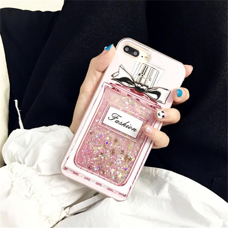 03647c7e79 COD✓Fashion Glitter Liquid Perfume Case iPhone 6 6S 7 Plus X | Shopee  Philippines
