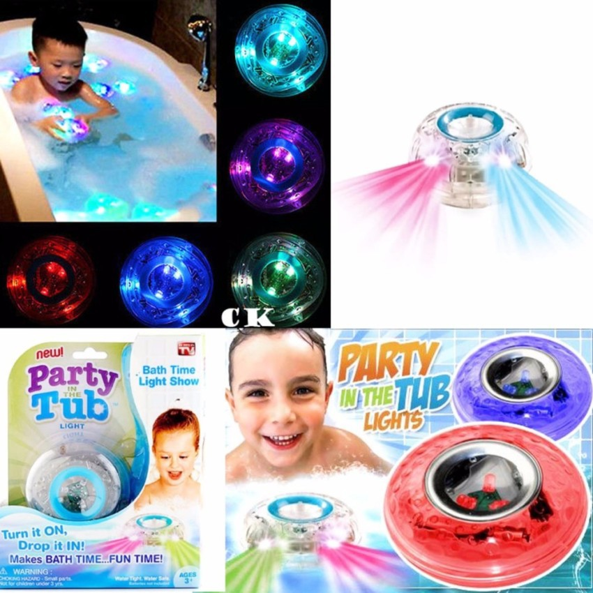 Hansen Party In The Tub Light | Shopee Philippines