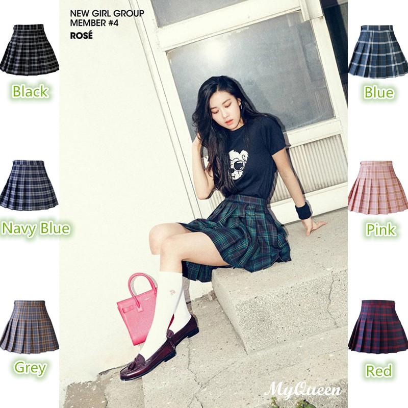 8aaff86a4a Disney Minnie Mouse Girls Teens A-Line Skirt (Gray)   Shopee Philippines