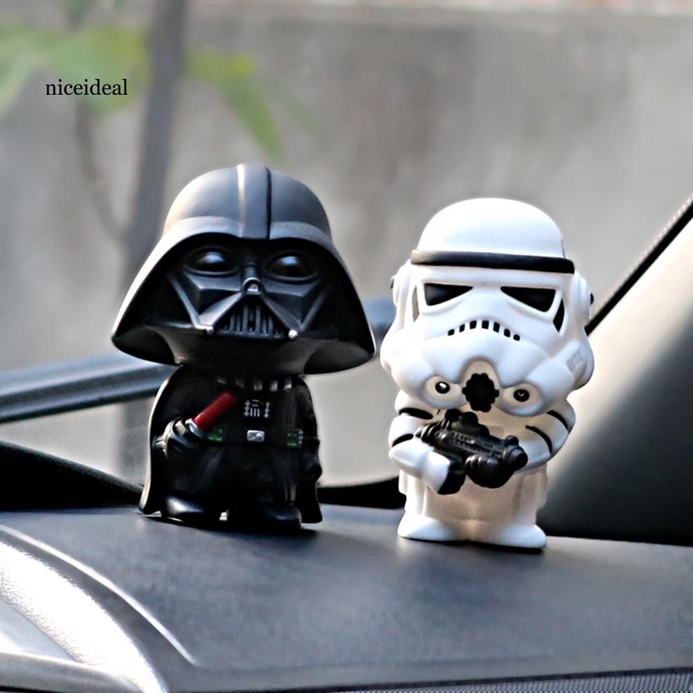 Star Wars Darth Vader Music Storm Trooper Toy Song Force Yoda Skywalker Dancing
