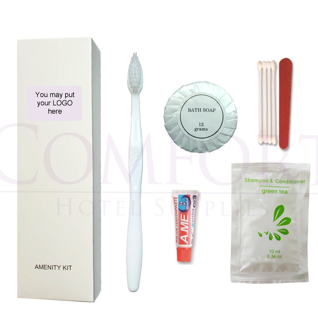 Guest Amenity Kit -hotel supplies amenities