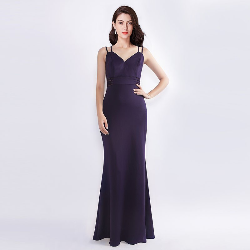 73e2aa6099c Sexy Mermaid Formal Evening Prom Gown Cocktail Party Bridesmaid Maxi Dress  7513