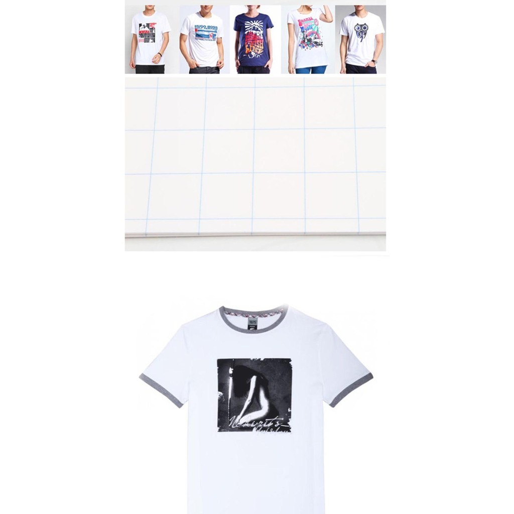 ICE A4 Iron On T Tee Shirt Transfer Paper for Dark Fabrics Inkjet Printers