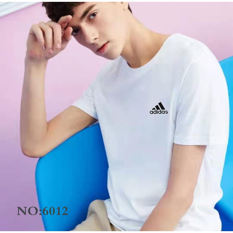 Round Neck Casual Fit Men's TShirt for Men Fashion Topst #6012