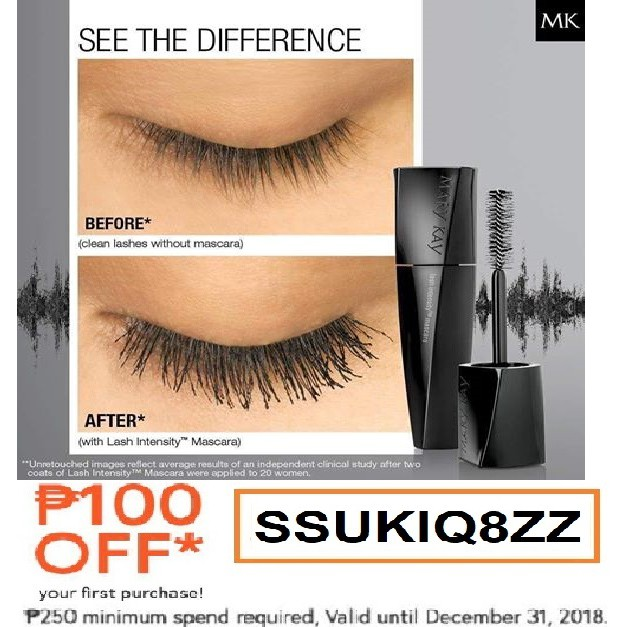 12e0cc11922 Mary Kay Lash Love Intensity Mascara | Shopee Philippines