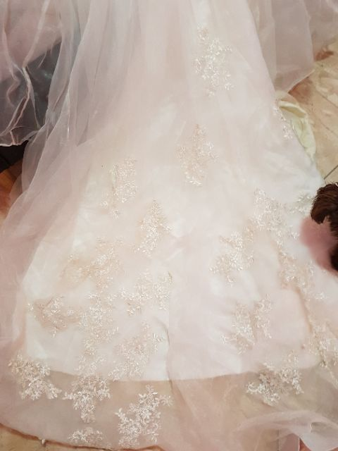 Wedding Gown Marian Rivera S Gown Inspired Shopee Philippines