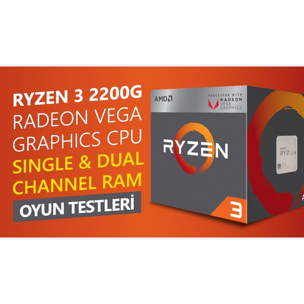 Amd Ryzen 3 2200g Processor With Radeon Vega 8 Graphic Shopee Philippines