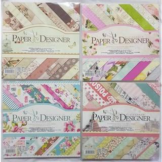 Paper Designer Scrapbook 8 x 8