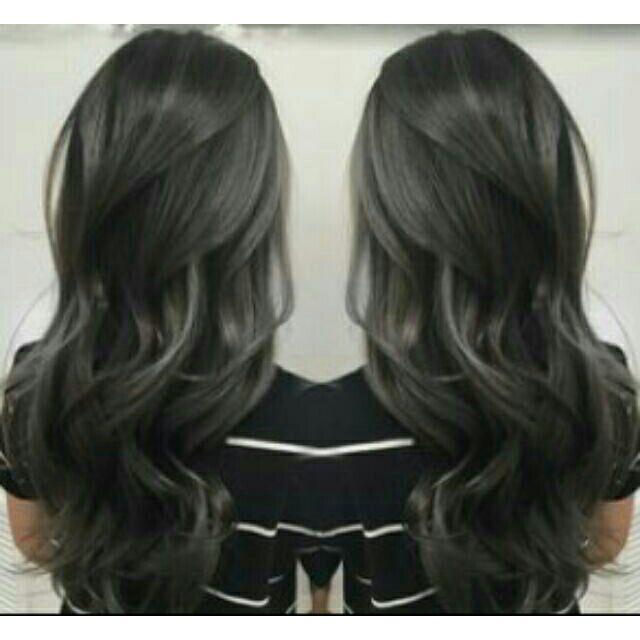 Light Grey Hair Color