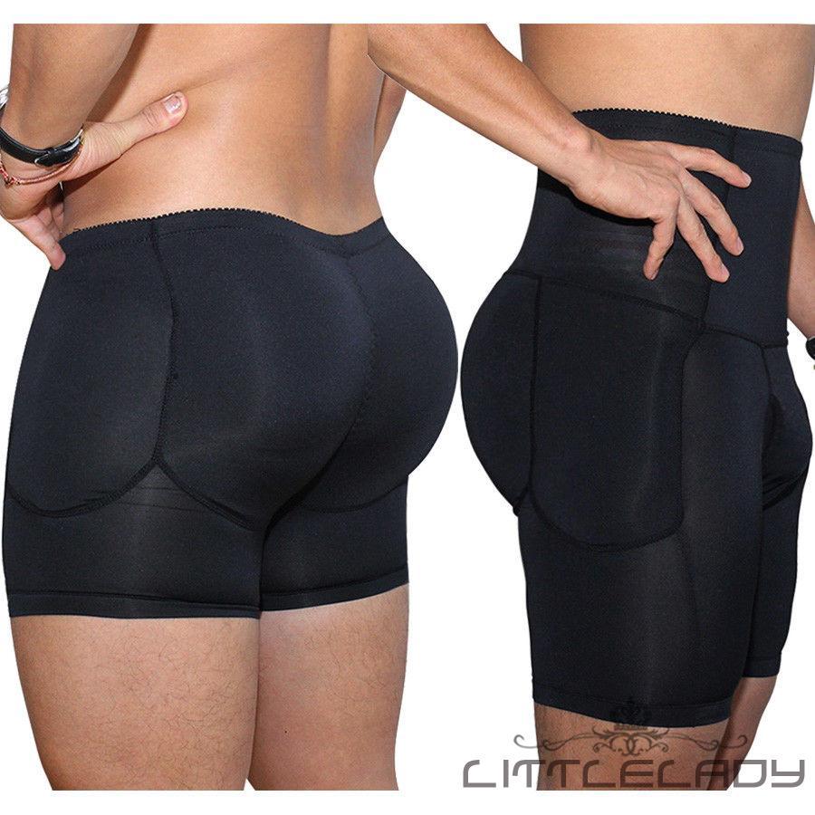 Fullness Briefs Padded Butt Booster Enhancer Stomach Shapewear Underwear Men