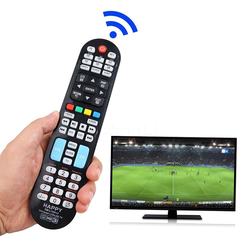 9a8067ff3 Universal Replacement Smart TV Remote Control | Shopee Philippines