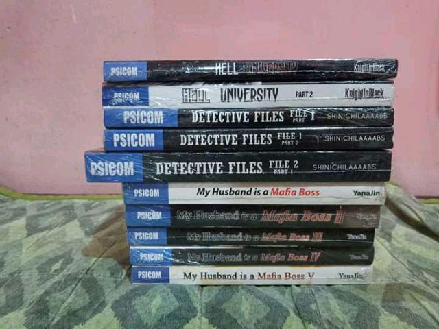 Psicom - Detective Files File 2 Part 1 by ShinichiLaaaabs