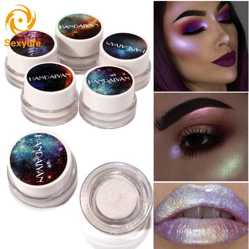 Ylife Womens Glitter Eye Shadow