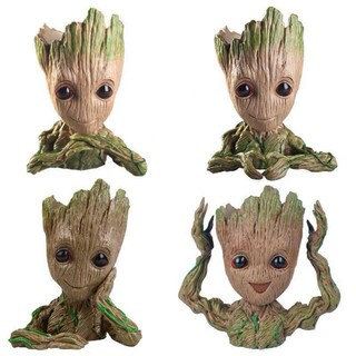 Guardians Of The Galaxy Groot Flower Pot Flowerpot