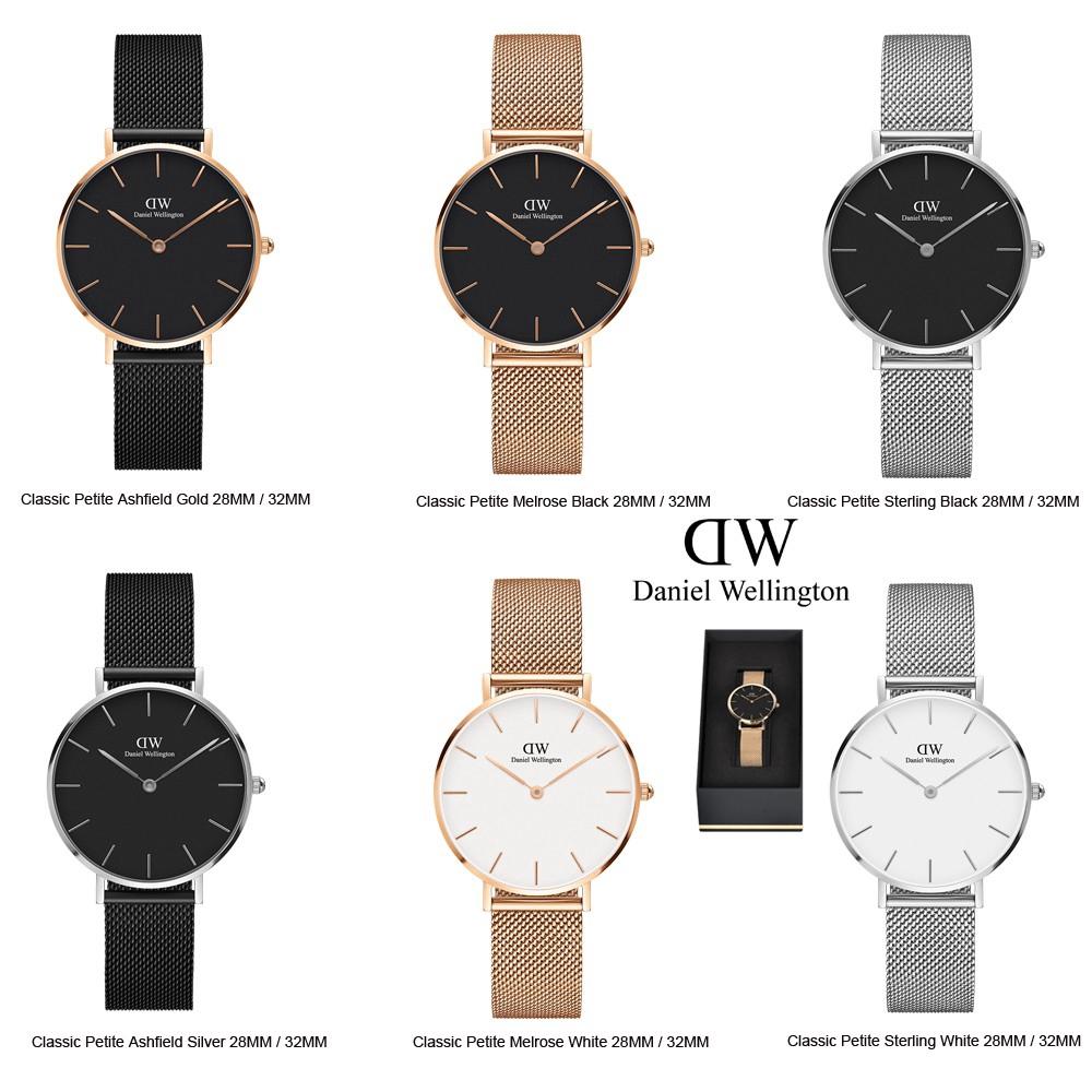 3eef622bfc7 Original Daniel Wellington DW Classic Petite Watch 28MM   Shopee Philippines