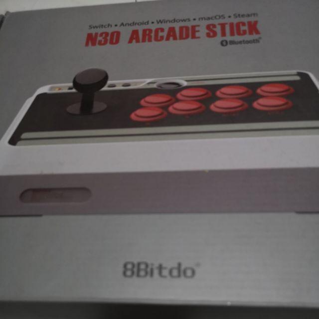 8bitdo N30 Arcade Stick