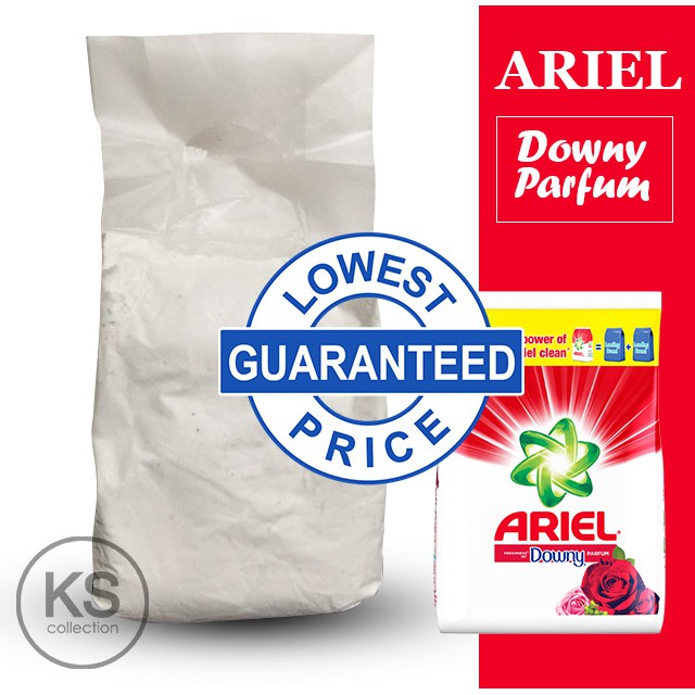 ARIEL DOWNY PARFUM DETERGENT POWDER 1KILO [ONHAND)